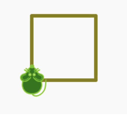 Result of simple square program
